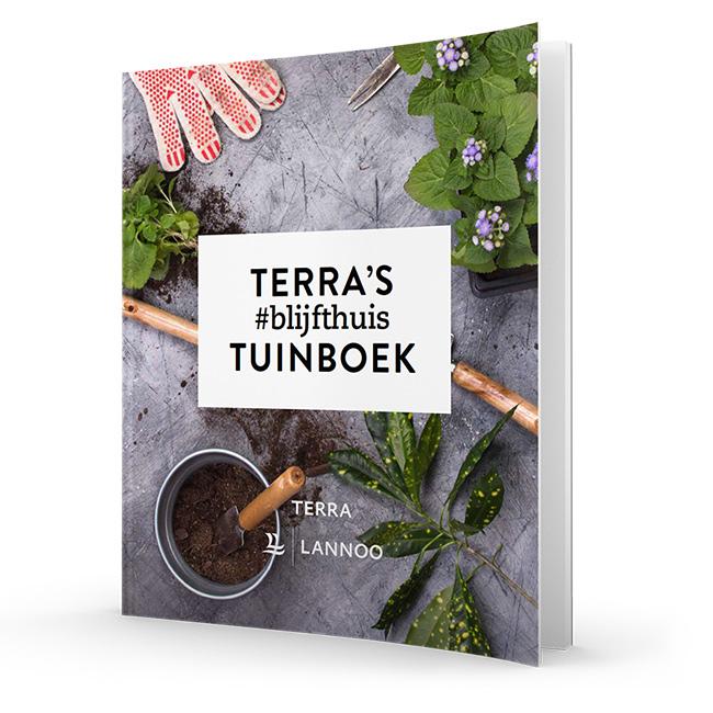 #blijfthuis tuinboek
